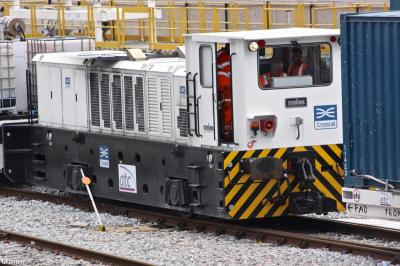Photo of Mulhauser Concrete Shuttle Schoma Loco