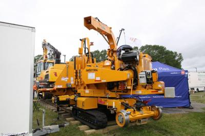 Thumbnail of Neotec Roadrail chipper