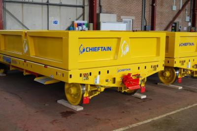 Photo of NR 020169-7 Chieftan 5 Mtr Trailer