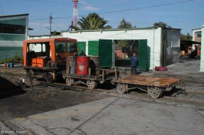 Photo of Misc. trolleys at Arequipa, Peru