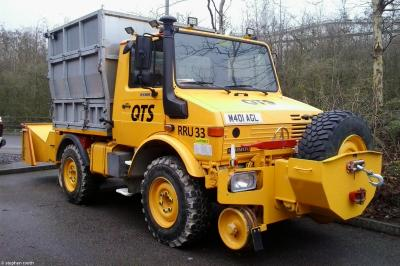 Photo of QTS RRU33 M401AGL at Langley Mill - QTS Depot