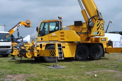 Thumbnail of Road Rail Crane RR - DC55 AAE