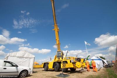 Thumbnail of Road Rail Cranes Demag AC40-1 crane