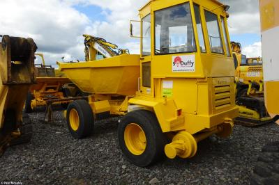 Photo of S. Duffy Plant RRD18 (99609 943115 6) at Co. Dublin - S. Duffy Plant Hire