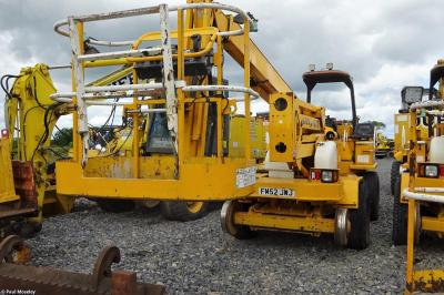 Photo of S. Duffy Plant XOZ2371 FM52JWJ (99609 942008 4) at Co. Dublin - S. Duffy Plant Hire