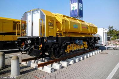 Thumbnail of Schweerbau Mevert grinding vehicle - 95.0.01 of 2012