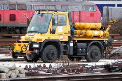 Thumbnail of Spitzke Logistik Unimog U400 - 97 59 02 504 60-7