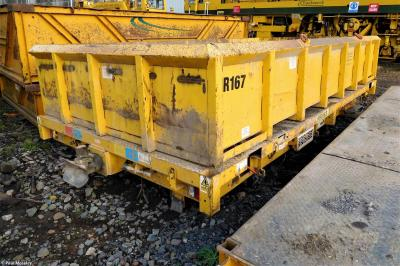 Photo of Trackwork RR163 (99709 020035 0) at Kirk Sandall - Trackwork depot