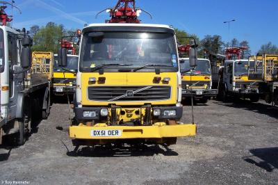 Photo of WCRM DX51OER (99709 912019 5) Volvo FL6E 18T LRB8-2