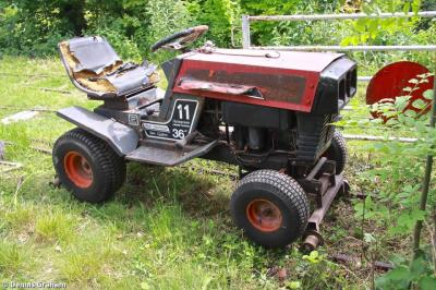 Thumbnail of Westwood Gazelle Ride on Mower R/R Conversion