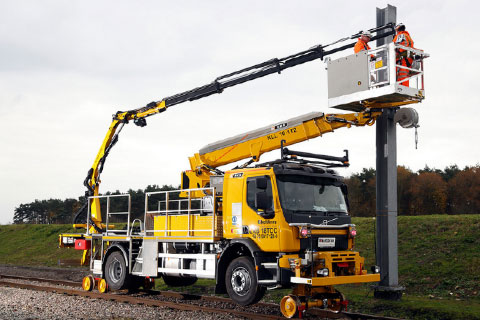 Keltbray Launches Rail Electrification First