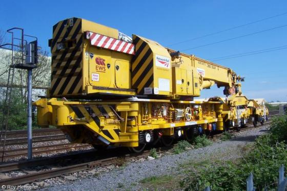 thumbnail of Network Rail Selling Three Cowans Sheldon Breakdown Cranes