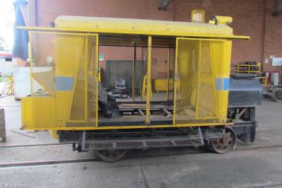 Thumbnail of Colombian trolley 541