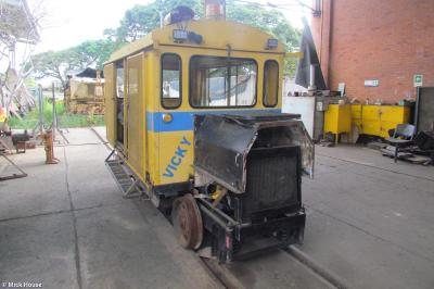 Thumbnail of Colombian trolley 541 VICKY