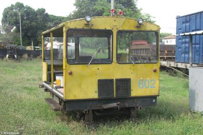 Thumbnail of Colombian trolley 602