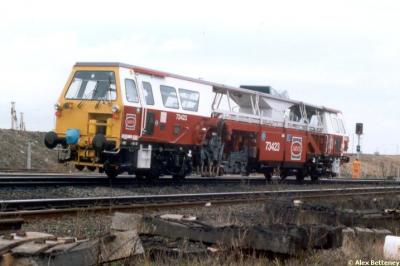 Photo of DR 73423 at Thornaby