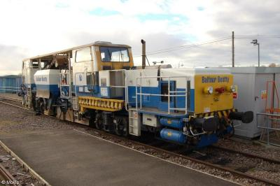 DR 77322 at Ely station sidings  by Mokie