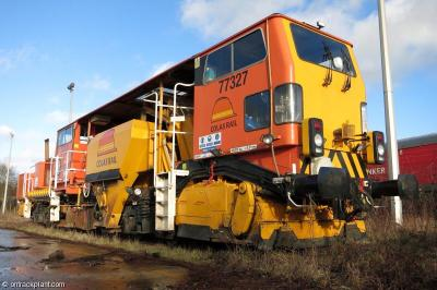 Photo of Colas Rail DR77327 at Westerleigh Training Centre