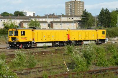Photo of DR 79262 & DR 79272 at Northampton Castle Yard