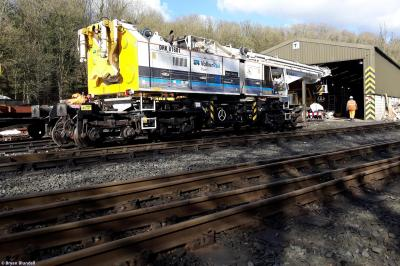 Photo of 81601 at NYMR Newbridge yard