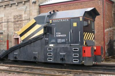ADB 965231 at Motherwell TMD  by Brian Stanway
