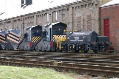 965576, 965209, 965219, 965231 and 965243 at Motherwell TMD  by Ian Parish