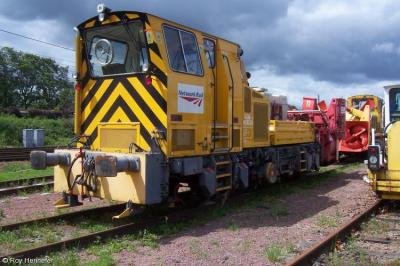 Photo of ADB 968501 & ADB 968500 at Rutherglen OTPD