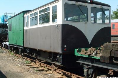 Photo of AD9117 at East Anglian Railway Museum