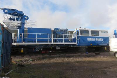 Photo of Balfour Beatty TIPH 93358 at Pontypool & Blaenavon Railway