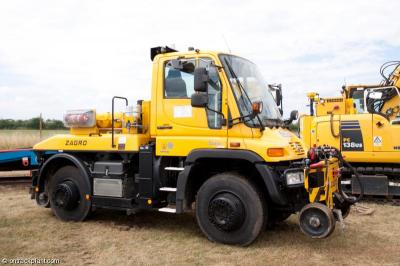 Thumbnail of Balfour Beatty Unimog 977026