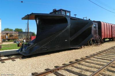 Thumbnail of Chicago & Great Western Russel Snow Plow X38