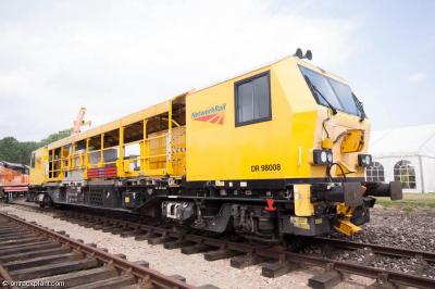 Photo of Network Rail DR98008