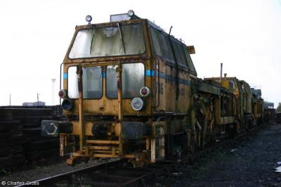 Photo of 736 at Polmise yard