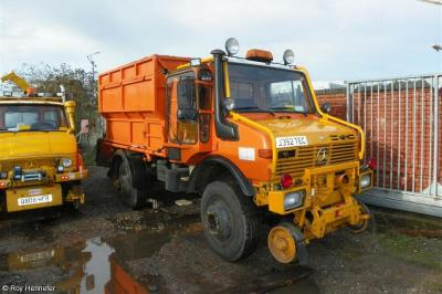 Photo of QTS Unimog U1650 RRU06 J392 TEC