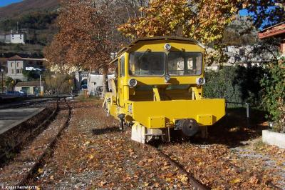 Photo of matisa-r7s at Nice to Digne Metre Gauge Line in Provence
