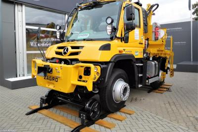 Thumbnail of Mercedes-Benz/Zagro Unimog U430 #251901