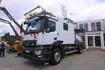Thumbnail of Zagro Mercedes-Benz Arocs 3240 - MZ SW 500 #8460006