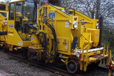 Thumbnail of MRT-2SR Sleeper Changer 477