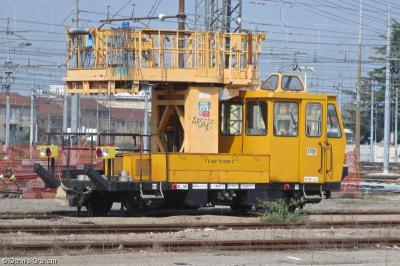 Thumbnail of OTE OHL Trolley F E ASP TO 0090-C