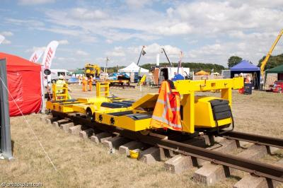 Photo of REN trailer at Long Marston - National Plant Exhibition 2013