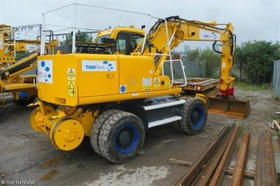 Photo of TXM Plant Komatsu PW150 Ultimate 250 940285 8