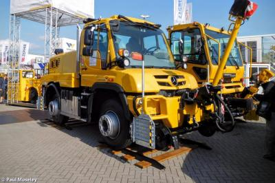 Thumbnail of Zagro Unimog U423 Shunter - 99 80 9907 039-8